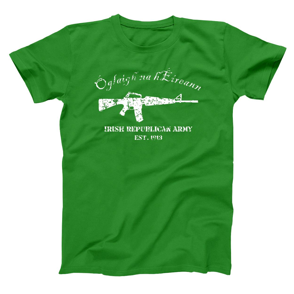 Irish Drinking Toast St Patrick S Day Shirt By: The Irish Army Est Ireland St Patricks Day Drinking Green